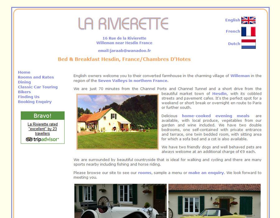 La Rivierette - France