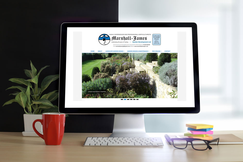Dorset Website design